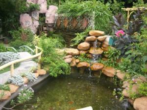 Vườn thông minh